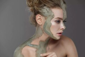 Ghassoul Rhassoul clay mask for face hair and full body